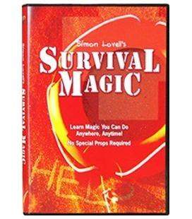 DVD* SURVIVAL MAGIC