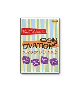 DVD COIN OVATIONS REED MCCLINTOCK