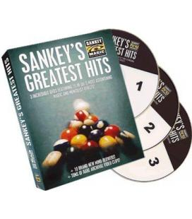 DVD SANKEY´S GREATEST HITS/3 DVD