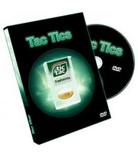 DVD TAC TIC/JONATHAN EGGINTON