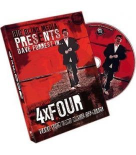DVD 4XFOUR/DAVE FORREST