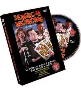 DVD* MAGIC 4 MORONS
