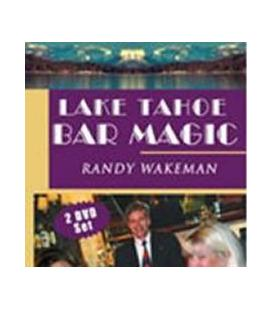 DVD LAKE TAHOE/ BAR MAGIC 2