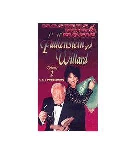 DVD FALKENSTEIN AND WILLARD MENTAL