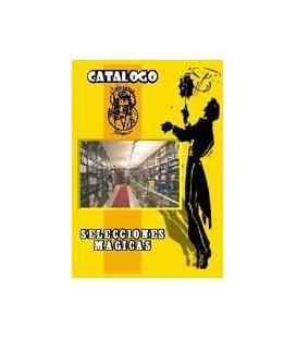CATALOGO SELECCIONES MAGICAS 2002