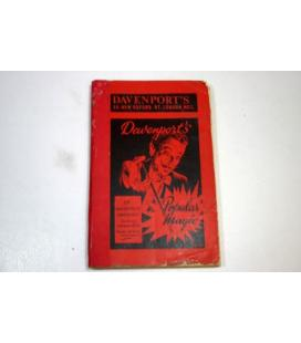 Davenport's Catalog/1960`s**MAGICANTIC**/3000