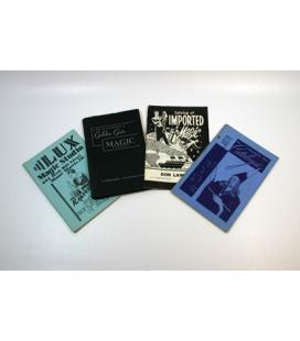The Conjurer's Shop Catalogo y otros**Magicantic**3009