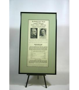 Great Raymond Framed Broadside**Magicantic**