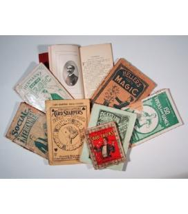 Collection of early Magic Booklets/MAGICANTIC