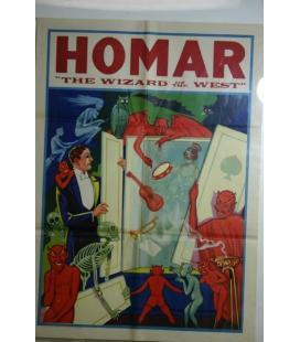 Homar Wizard of the West /Magicantic