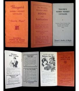 THAYER'S STUDIO OF MAGIC/MAGICANTIC/3014