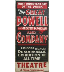 The Great Powell Panel /MAGICANTIC
