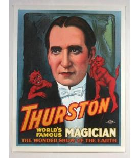 Thurston Portrait Print/Magicantic