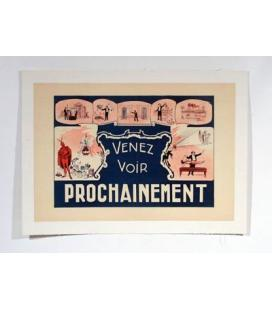 Prochainment - French Stone Litho/Magicantic