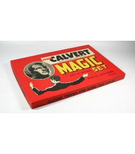 John Calvert Magic Set - Tokens - Signed/Magicantic