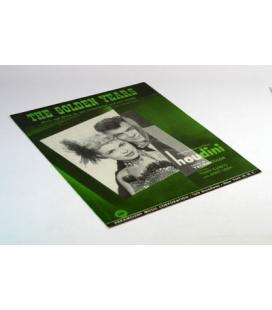 Houdini Sheet Music - The Golden Years/Magicantic