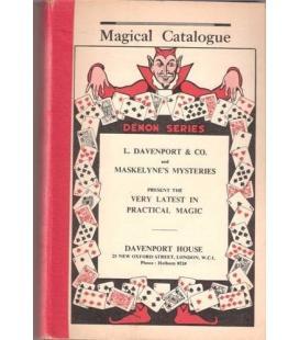 Davenports' Catalogue /Magicantic/3002