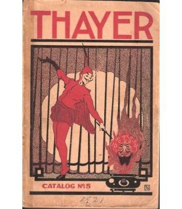 THAYERS CATALOG Nº 5/MAGICANTIC/3013