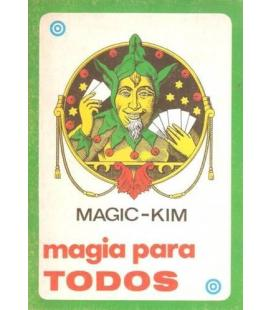 MAGIA PARA TODOS /MAGIC -KIM/MAGICANTIC,217