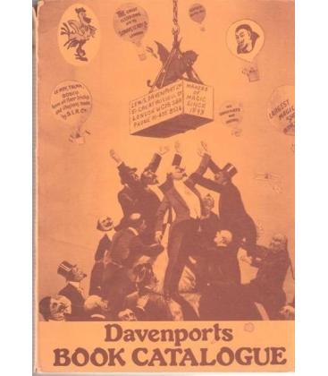 DAVEMPORTS BOOK CATALOGUE 1982/MAGICANTIC 3036