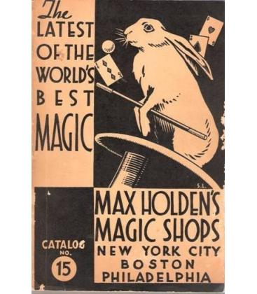 THE LATES OF THE WORLD`S BEST MAGIC CATALOG 15/MAG/3037