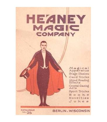 CATALOGO, HEÀNEY MAGIC COMPANY/MAGICANTIC/3038