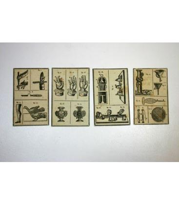 Magic Engravings - Circa 1700s *MAGICANTIC*