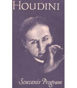 HOUDINI SOUVENIR PROGRAM, MAGICANTIC/5156