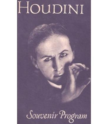 HOUDINI SOUVENIR PROGRAM, MAGICANTIC/5156