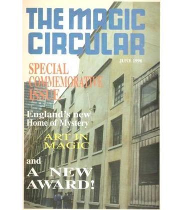 THE MAGIC CIRCULAR JUNE 1998/MAGICANTIC/5155