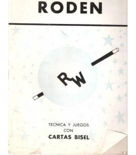 RODEN TECNICAS Y JUEGOS CARTAS BISEL/MAGICANTIC/233