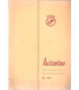REVISTA ILUSIONISMO DE LA S.E.I. Nº 199 /MAGICANTIC/K 25