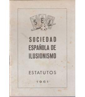 ESTATUTOS S.E.I. 1961, MAGICANTIC K2