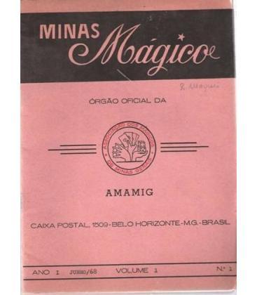 MINAS MAGICO JUNIO 1968/MAGICANTIC K9