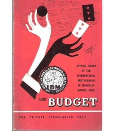 THE BUDGET I.B.M. JUNE 1963/MAGICANTIC K 12