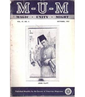 M-U-M VOL., 47 Nº 5 /MAGICANTIC K 18