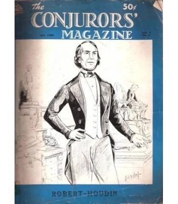 THE CONJURORS`MAGAZINE/MAGICANTIC/K 50