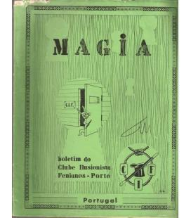 MAGIA BOLETIN DO CLUBE ILU.FENIANOS-PORTO/MAGICANTIC K 51