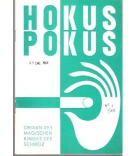 HOKUS POKUS Nº 2 1968/MAGICANTIC K-53