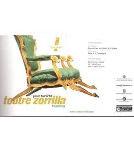 PROGRAMA TEATRE ZORRILLA 2003/MAGICANTIC K 70