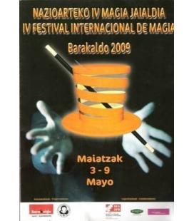 PROGRAMA NAZIOARTEKO IV MAGIA JAIALDIA 2009/MAGIVCANTIC K 79