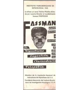 PROGRAMA FASSMAN CURSO HIPNOTISMO/MAGICANTIC K 82