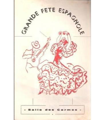 PROGRAMA GRANDE FETE ESPAGNOLE/MAGICANTIC K-84