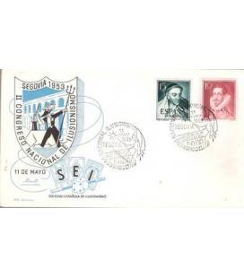 SOBRE II CONGRESO NACIONAL 1953/MAGICANTIC K 100