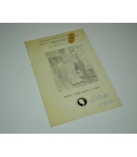 Signed Okito Souvenir