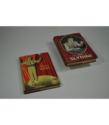 SLYDINI ENCORES Y MAGIC OF SLYDINI, FIRMADO,MAGICANTIC/5167