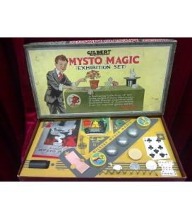 CAJA DE MAGIA MYSTO MAGIC/MAGICANTIC/C6