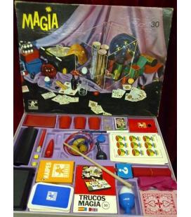 CAJA DE MAGIA BORRAS 30 TRUCOS/MAGICANTIC/C21
