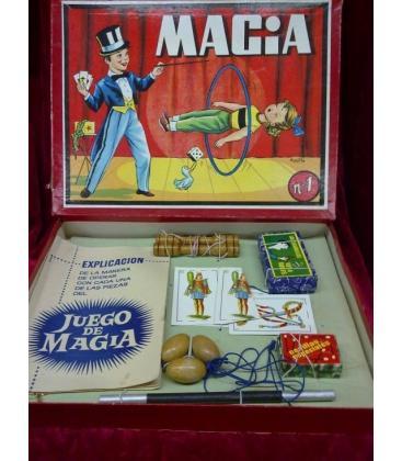 CAJA MAGIA Nº 1 BORRAS/MAGICANTIC