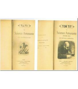 TOM TIT /LA SCIENCE AMUSANTE/Nº 1 Y 2/MAGICANTIC/1007 BIS